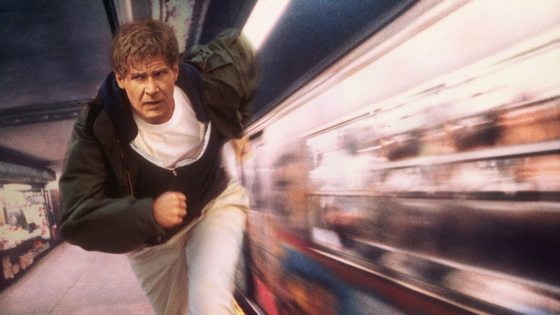 – The Fugitive (1993) – Photo Credit: Unknown