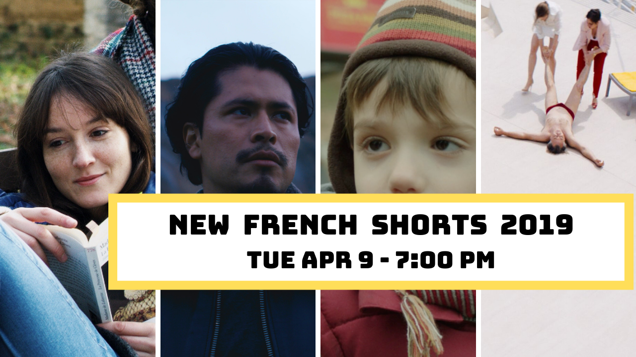 New French Shorts 2019