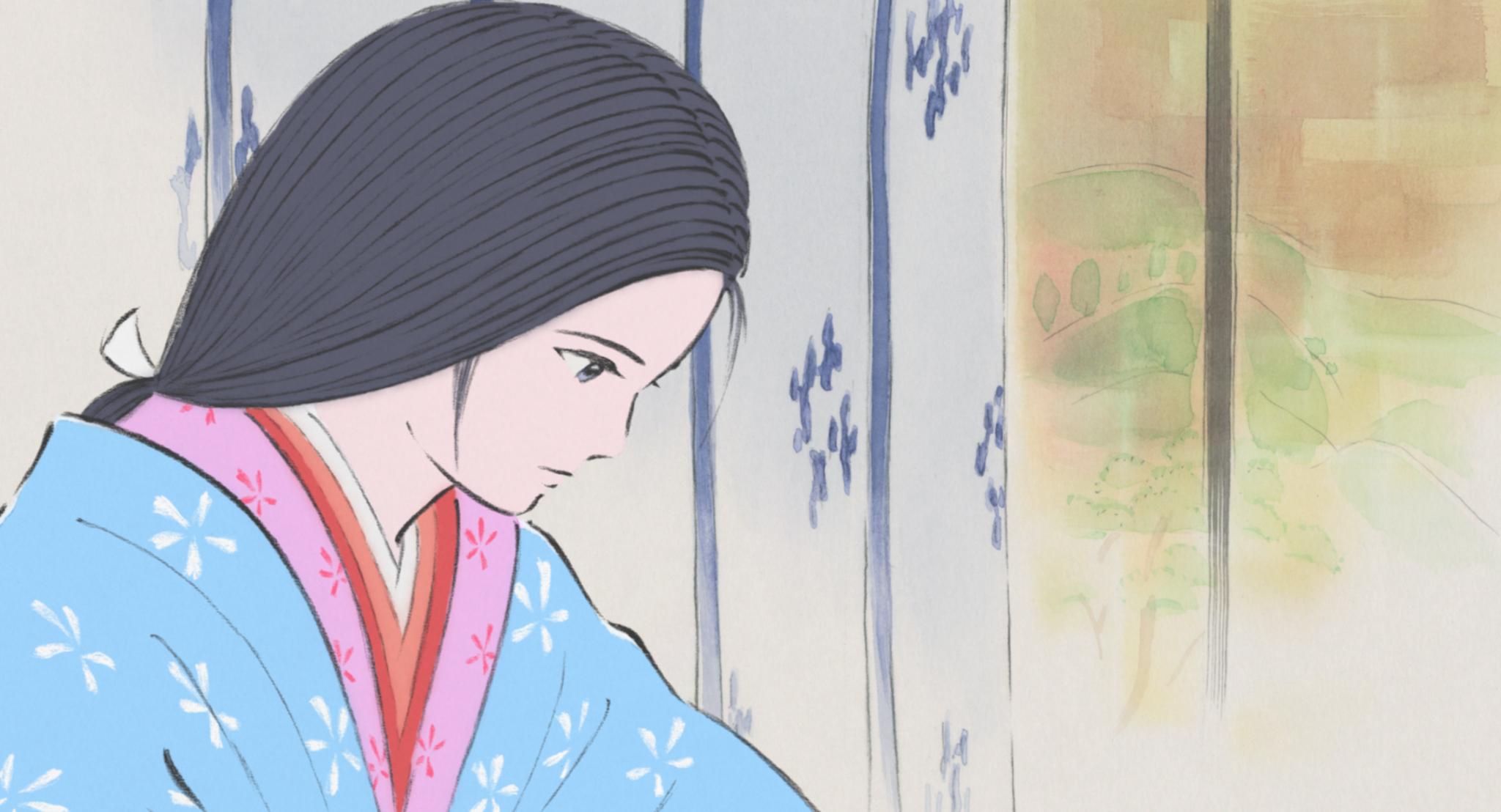 The Tale of the Princess Kaguya – 2017
