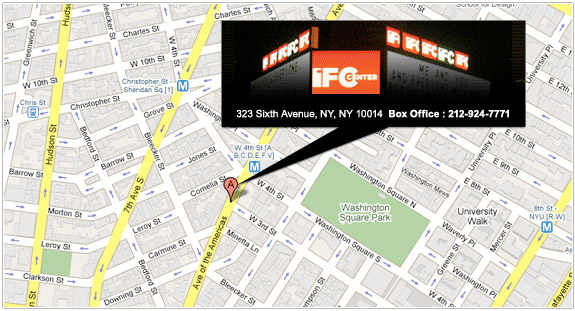 Nyc Second Avenue Subway Map.Map Directions Ifc Center