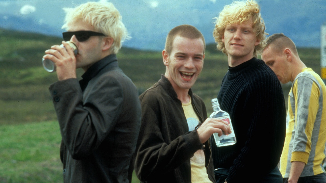 Image result for Trainspotting movie