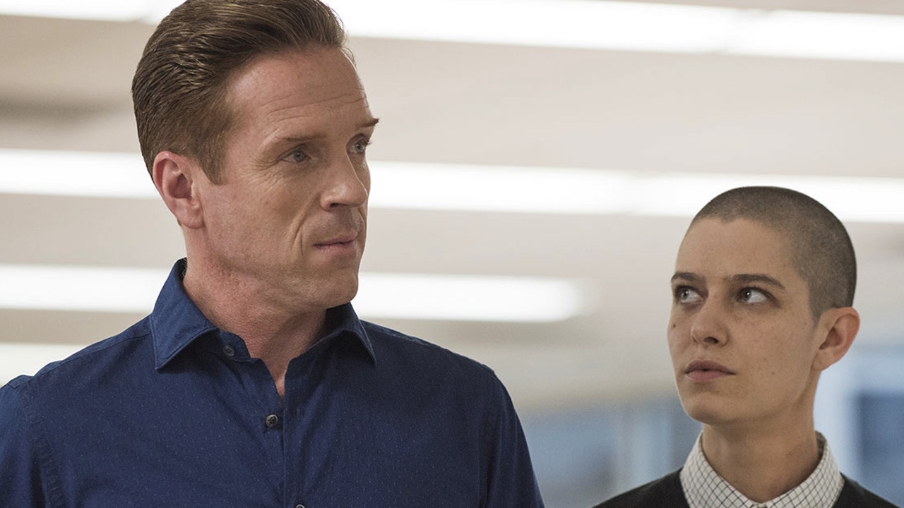 Close-Up: Asia Kate Dillon in Billions