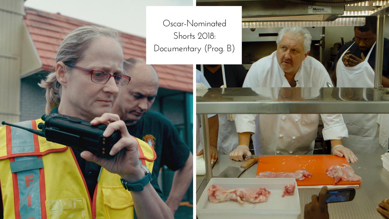 Oscar-Nominated Shorts 2018: Documentary (Prog. B)