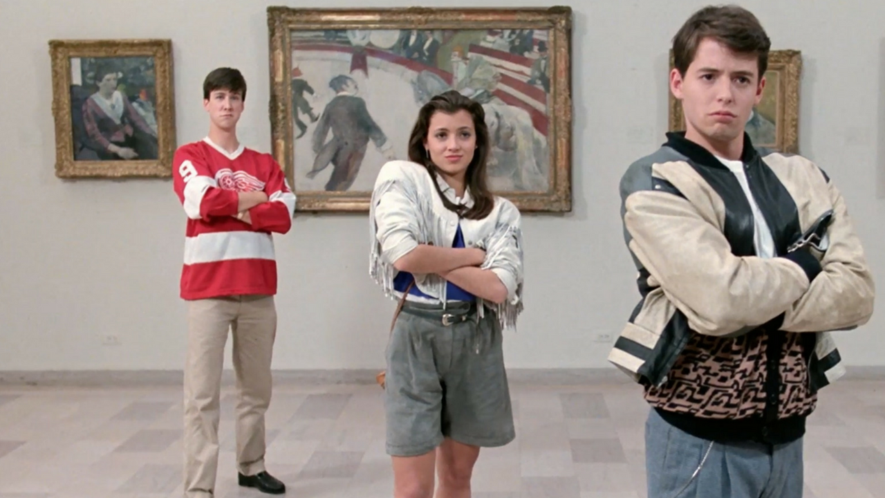 Image result for Ferris Bueller's Day Off (1986)