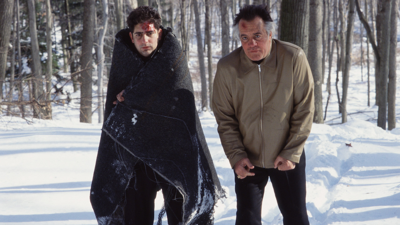 """Stooges With Guns: The Bloody Slapstick of The Sopranos"""