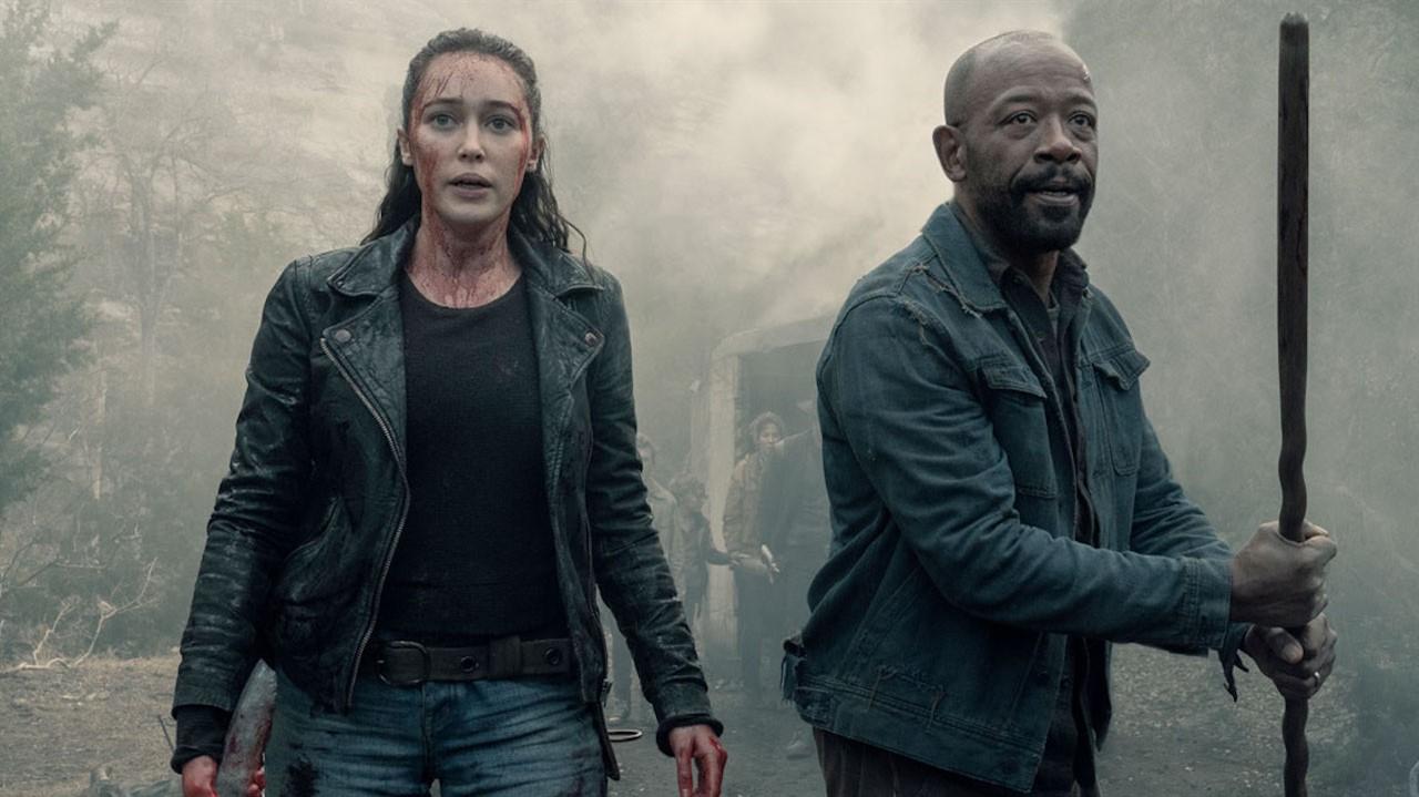 Fear the Walking Dead: Premiere, Season 5