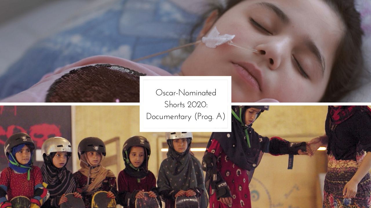 Oscar-Nominated Shorts 2020: Documentaries (Prog. A)
