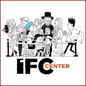 IFC Center Shirt - Adult