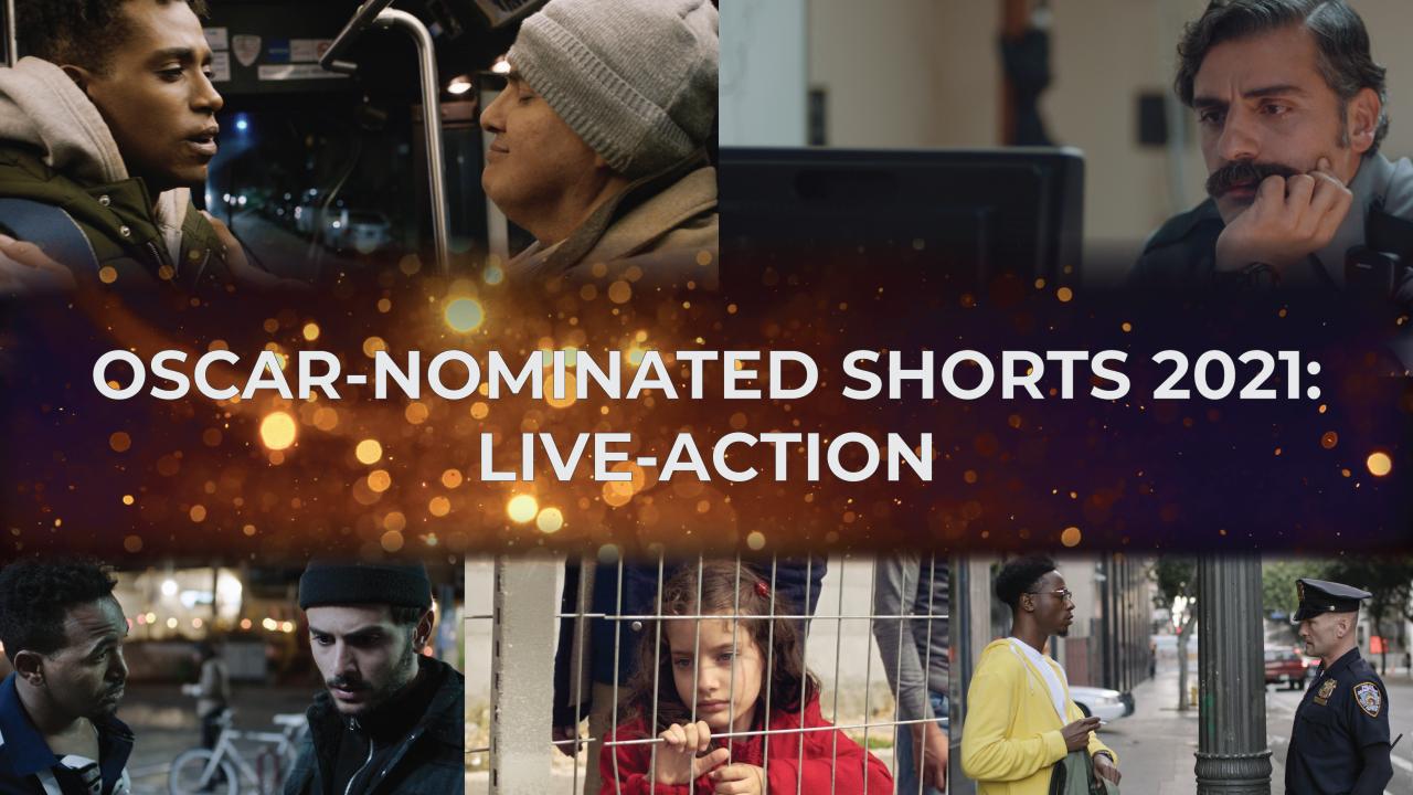 Oscar-Nominated Shorts 2021: Live-Action