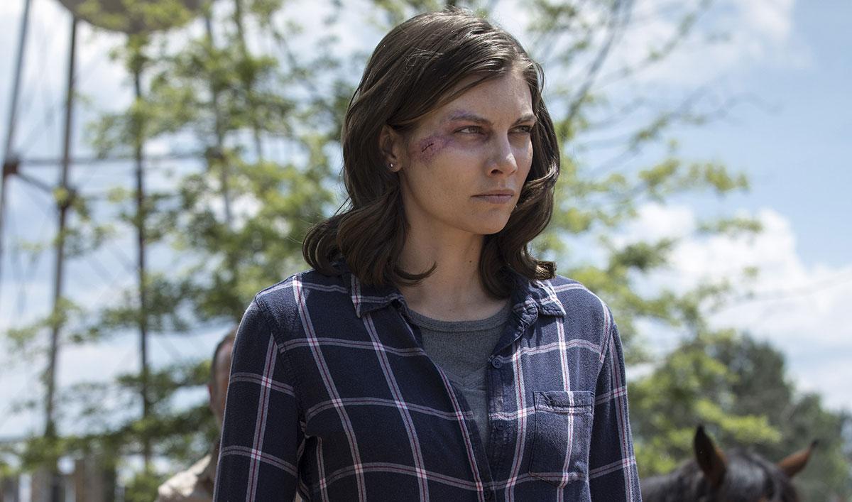 Lauren Cohan (Maggie) on Returning to <em>The Walking Dead</em>
