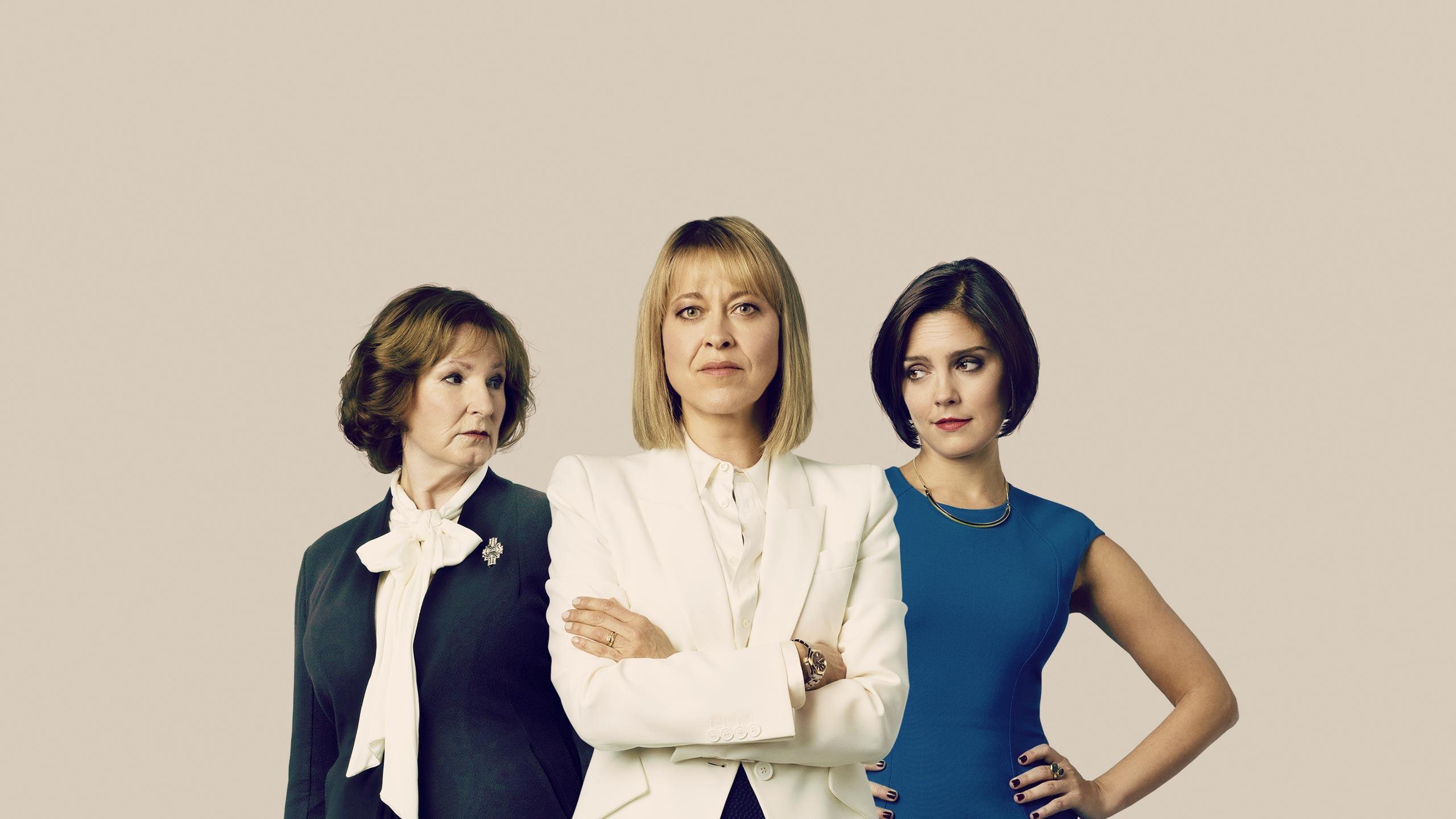 SundanceTV - The Split Season 1