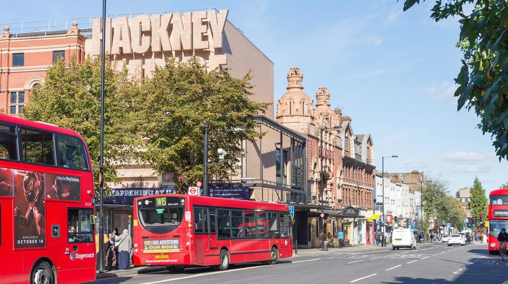 London 1 Hackney