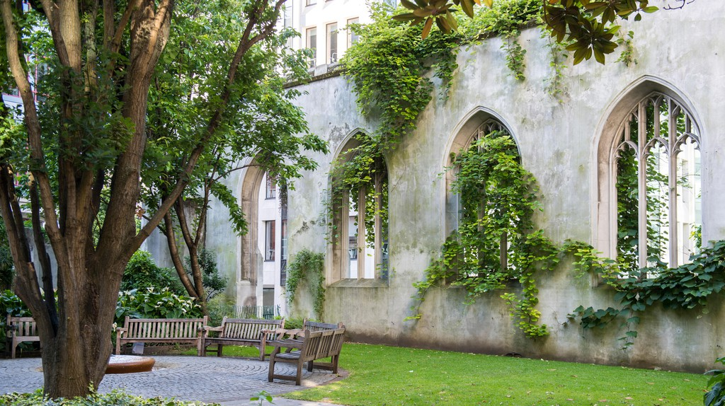 New Book _Green Escapes_ Reveals London_s Best Secret Gardens