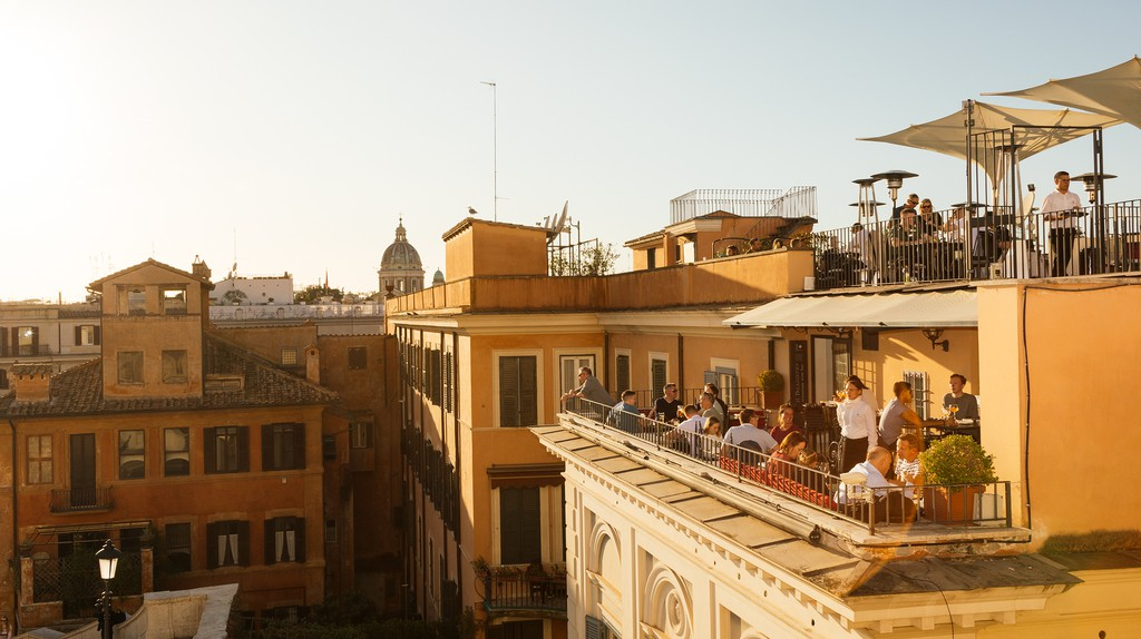 The Best Cocktail Bars in Rome