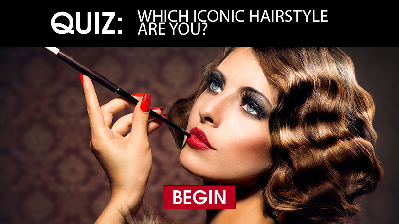 Astounding L A Hair Quiz Which Iconic Hairstyle Are You We Tv Hairstyle Inspiration Daily Dogsangcom
