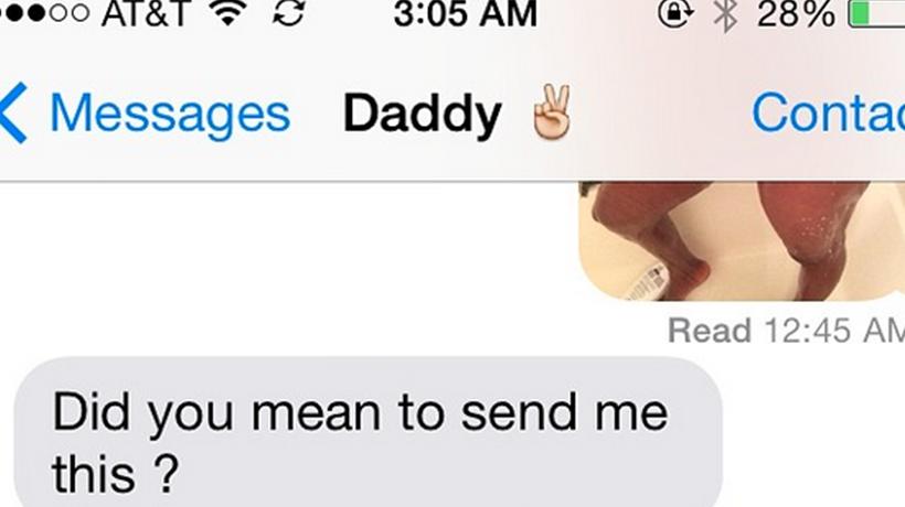 sexting your boyfriend