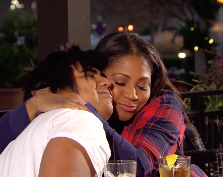 Braxton Family Values – No Time To Panic – WE tv  Trina