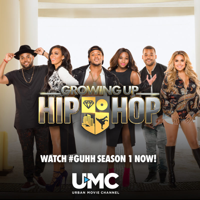 Growing Up Hip Hop – WE tv