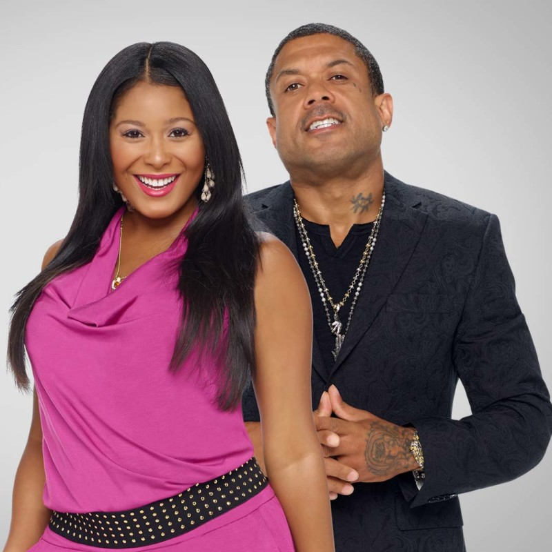 Benzino and Althea Heart