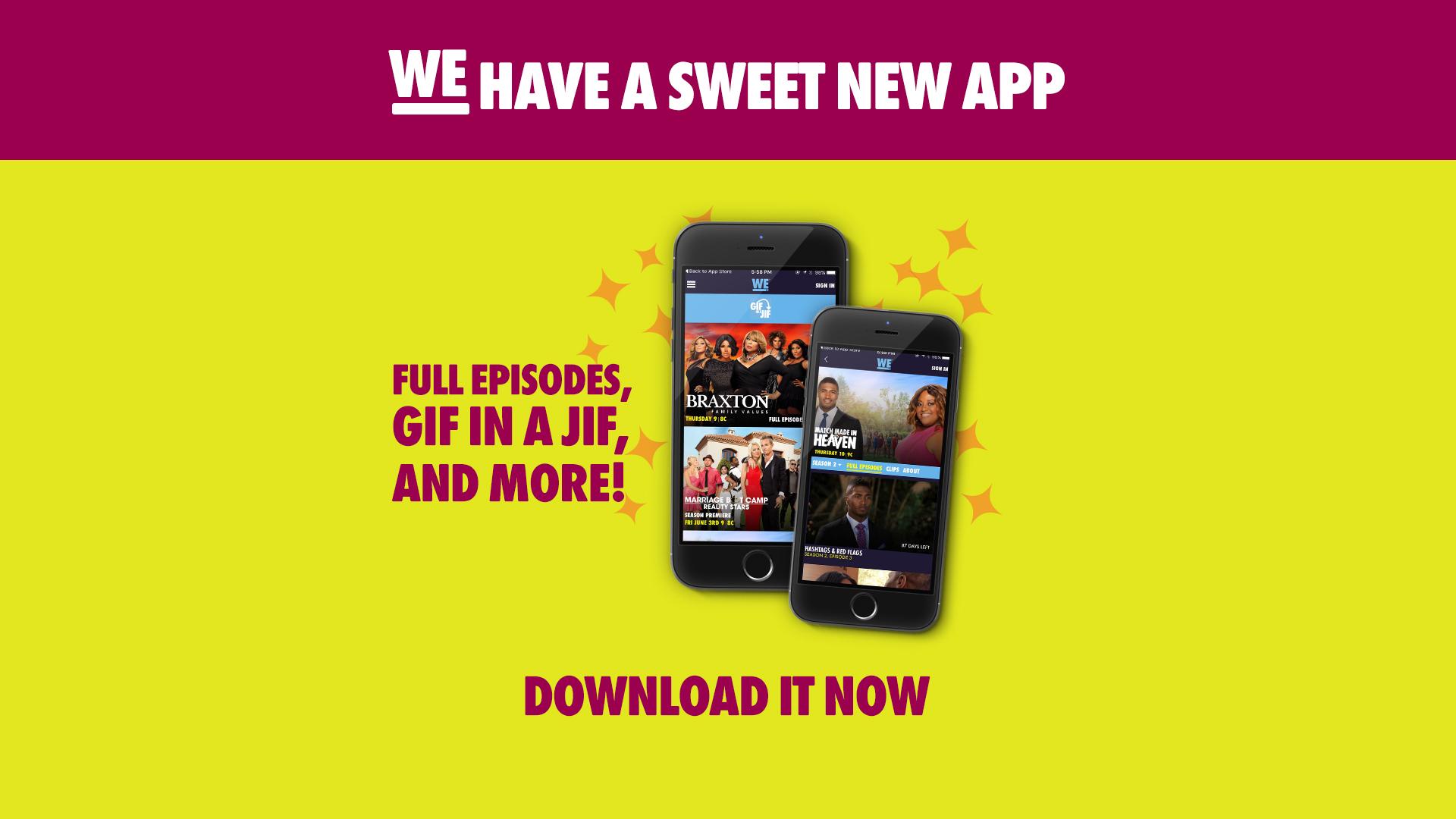 WE tv App – WE tv
