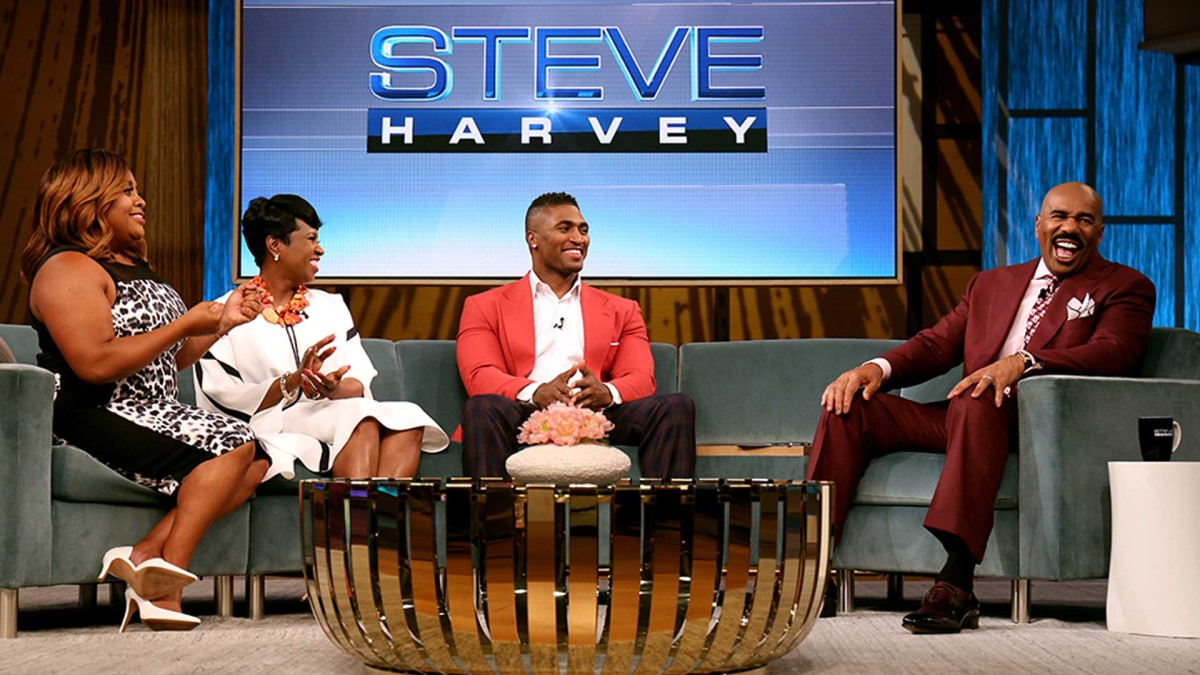 Steve harvey match com
