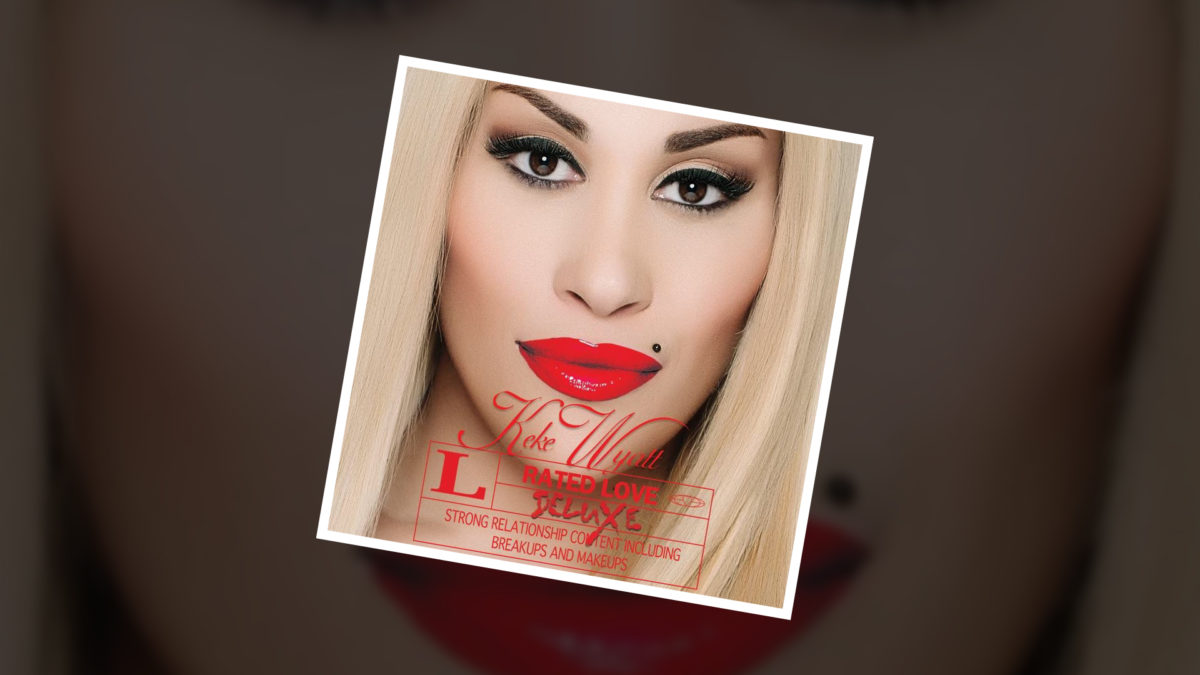 WE Tell All – Keke Wyatt Drops NEW album…and Music Video! – WE tv