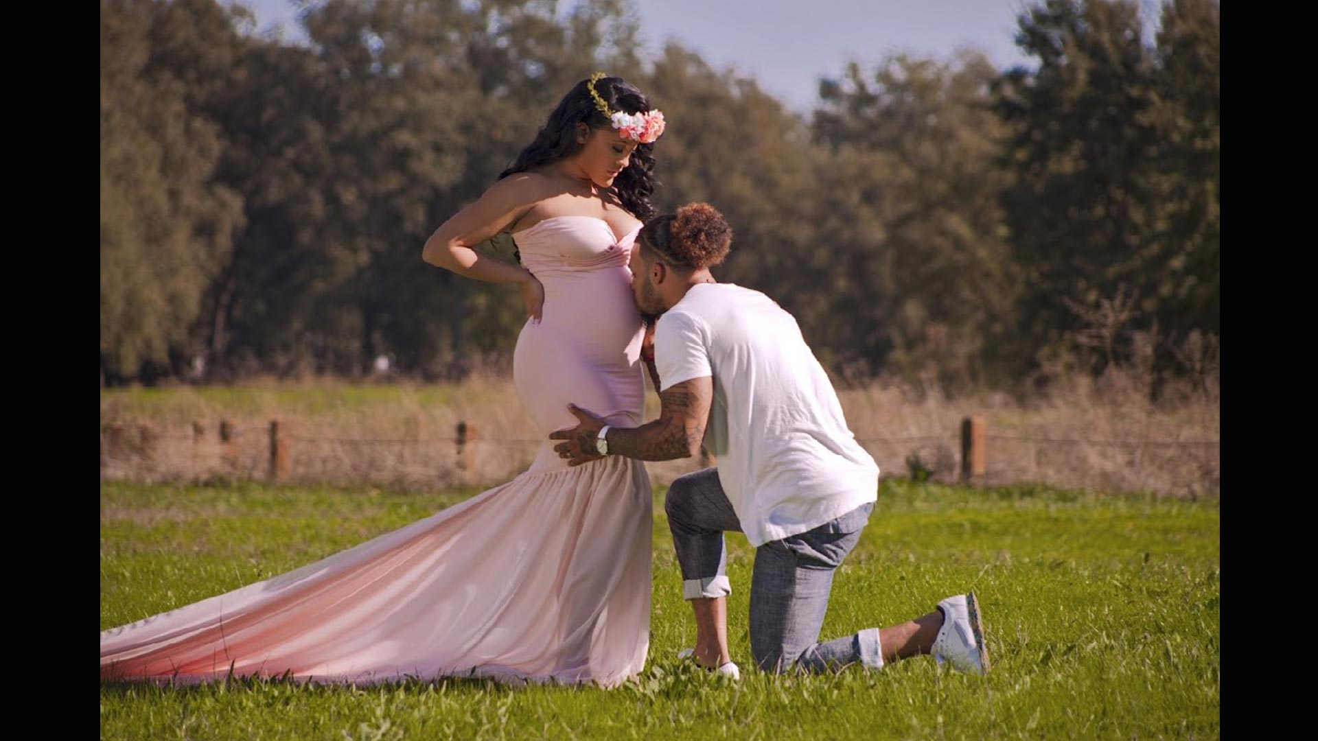 We Tell All Exclusive Pregnancy Photos We Talk With Natalie Nunn