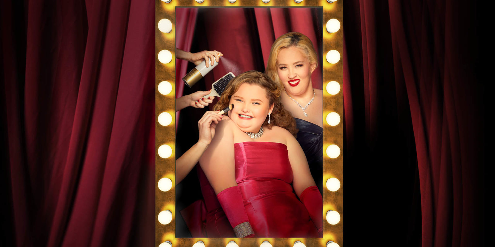 Mama June: From Not to Hot – WE tv