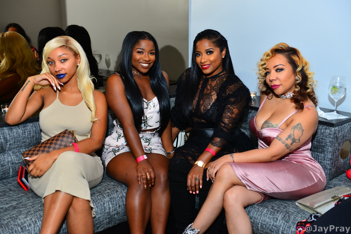 """WE Tell All – All the Celebs Attending the """"Bossip on WE ..."""