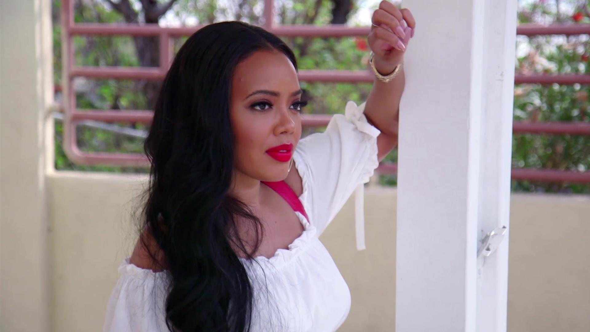 Angela Is The Fireworks Woman growing up hip hop – romeo and angela are reunited! – we tv