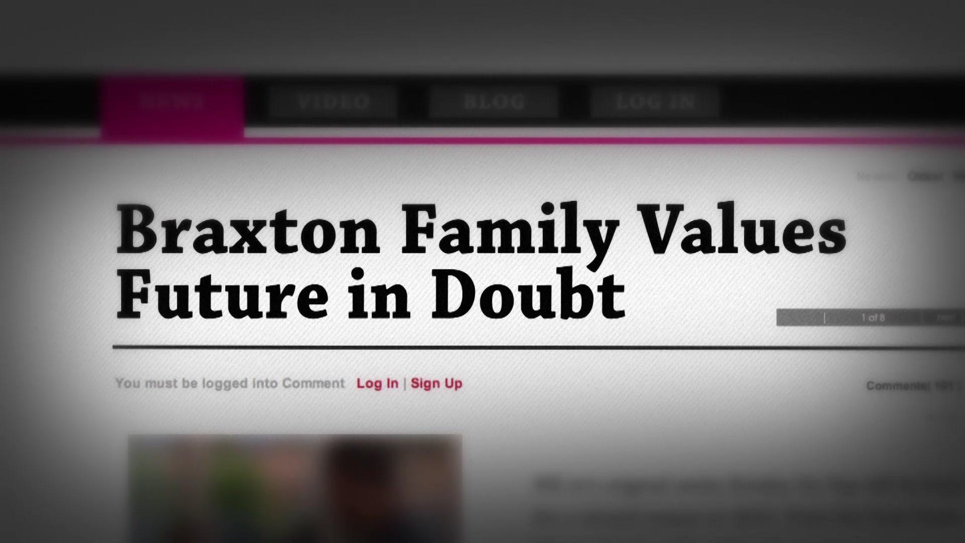 Braxton Family Values – Sneak Peek: Is This the End, or the