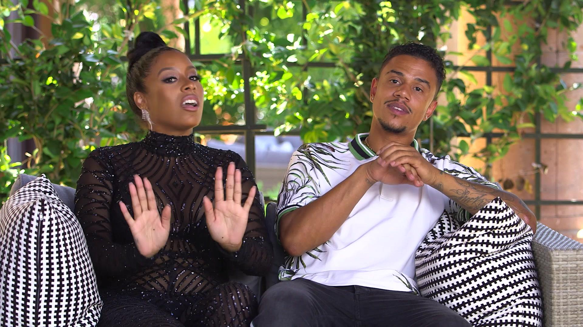 Marriage Boot Camp: Reality Stars – Get to Know Lil' Fizz and