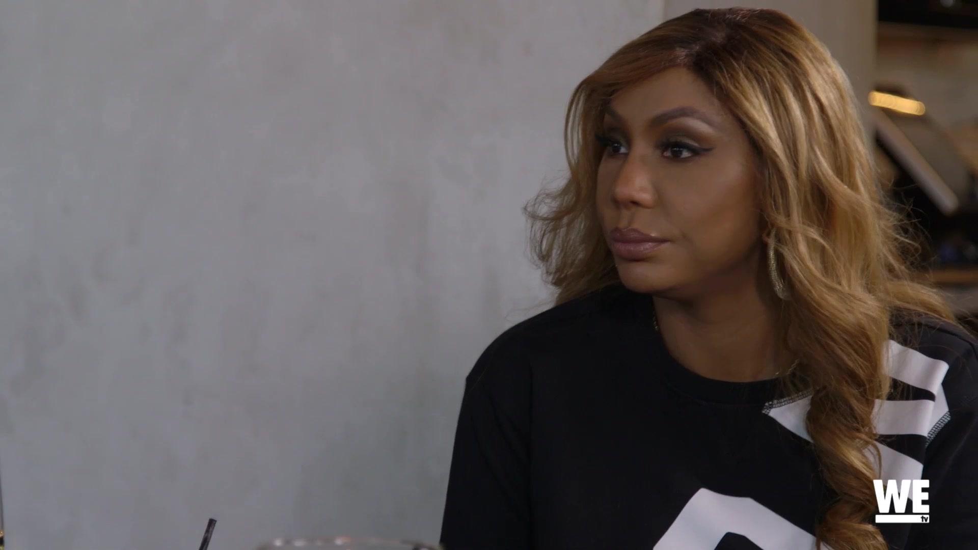 Braxton Family Values – Tamar Breaks the News! – WE tv