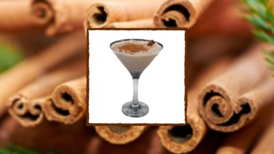 Chef LP's French Toast Martini