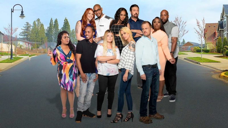 Love After Lockup – Secrets and Cellmates – WE tv