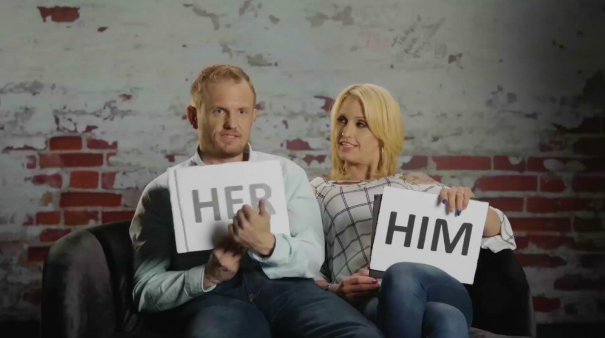Him vs. Her: Clint & Tracie