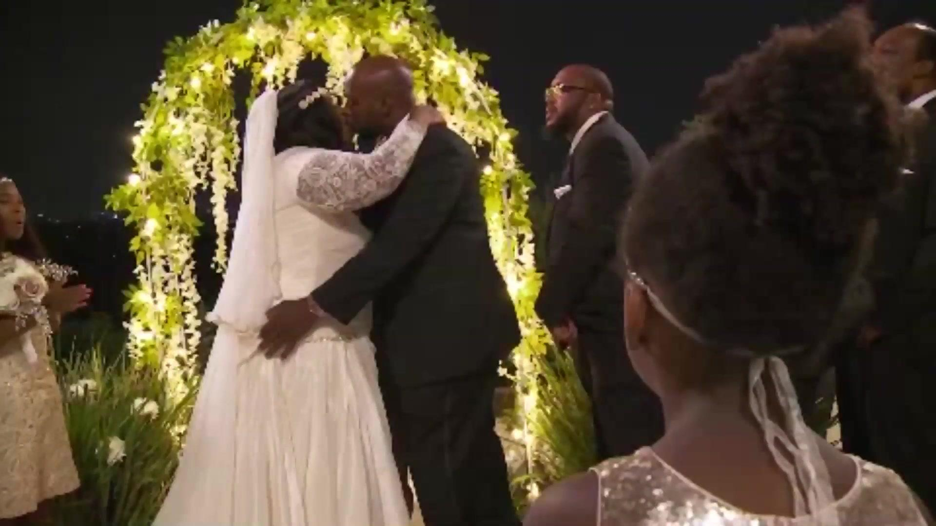 Couple Recap: Andrea & Lamar