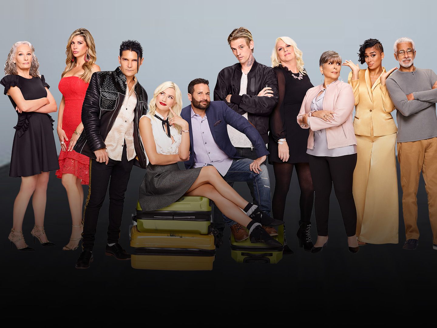 Marriage reality stars boot camp