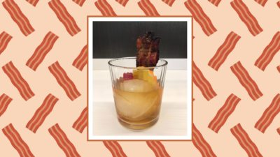 Bacon Bourbon Breakup website